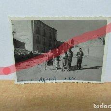Fotografía antigua: AGREDA SORIA ANTIGUA FOTOGRAFIA AÑO 1951 9.5 X 6 CM. Lote 112717895