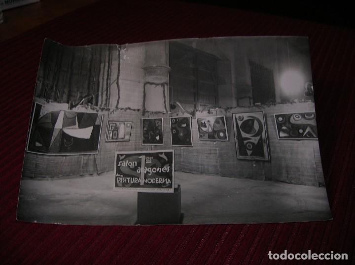 Fotografia Del 1º Salón Aragonés De Pintura Mod Comprar Fotografía