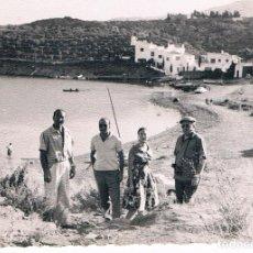 Fotografía antigua: PORT LLIGAT. CADAQUÉS. AGOSTO 1959. Lote 113397471