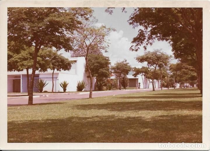 == MM319 - FOTOGRAFIA - BRASILIA - SECTOR DE CHALETS - 1969 (Fotografía - Artística)