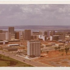 Fotografia antiga: == MM400 - FOTOGRAFIA - BRASILIA - SECTORES HOTELERO Y COMERCIAL - 1969. Lote 113720863