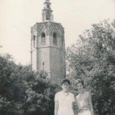 Fotografía antigua: FOTOGRAFÍA 1966 VALENCIA MIGUELETE. Lote 114151787