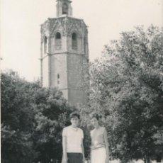 Fotografía antigua: FOTOGRAFÍA 1966 VALENCIA MIGUELETE. Lote 114152511