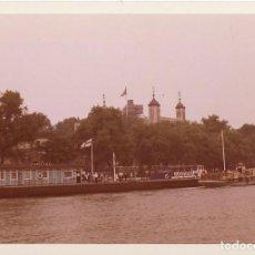 Alte Fotografie - == MM640 - FOTOGRAFIA - LONDRES - TORRE DE LONDRES - 1970 - 114202411