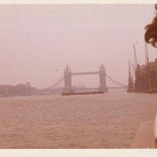 Alte Fotografie - == MM645 - FOTOGRAFIA - LONDRES - PUENTE DE LONDRES - 1970 - 114204775