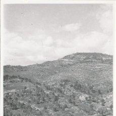 Fotografía antigua: FOTOGRAFÍA ANTIGUA COVADONGA ASTURIAS 1958 VIRGEN SANTUARIO. Lote 114217323
