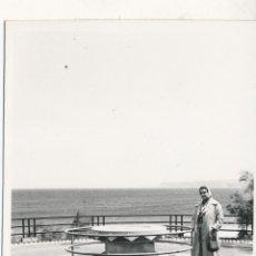 Fotografía antigua: FOTOGRAFÍA ANTIGUA SANTANDER 1958. Lote 114217795