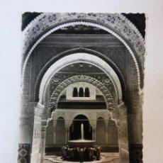 Fotografia antica: BONITO FOTO POSTAL. GRANADA. Nº 363. CIRCULADA. Lote 114873351