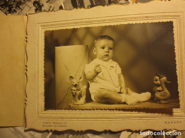 Fotografía antigua: LOTE 50 FOTOS ANTIGUAS CALLOSA SEGURA ALICANTE FOTOGRAFIA ORIGINALES - Foto 7 - 115317147