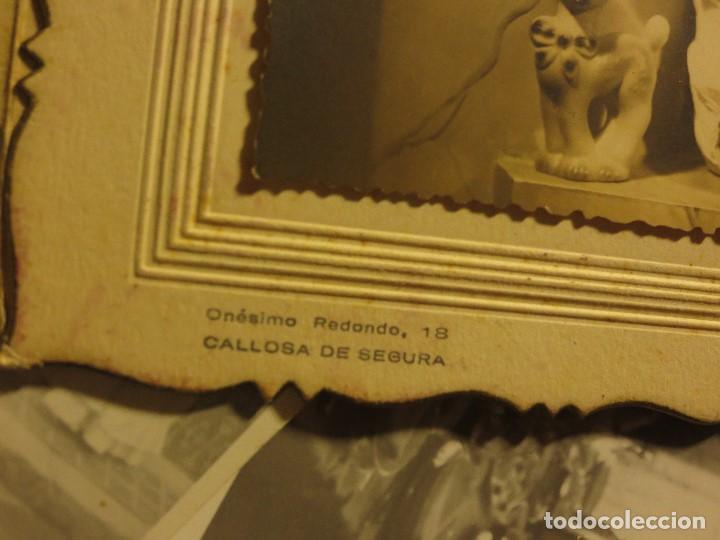 Fotografía antigua: LOTE 50 FOTOS ANTIGUAS CALLOSA SEGURA ALICANTE FOTOGRAFIA ORIGINALES - Foto 8 - 115317147