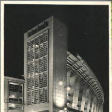 Alte Fotografie - Estadio Santiago Bernabéu Fotografía Original 1957 Real Madrid Campo Fútbol Férriz Arquitectura - 115359947
