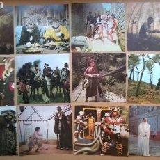 Fotografía antigua: 96 FOTOGRAFÍAS DE ESCENAS DEL CINE,,,,23X21 CM.. Lote 118272150