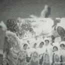 Fotografía antigua: FOTO TAMAÑO POSTAL FOTOGRAFIA FERIA JULIO VALENCIA 1910. Lote 118571019