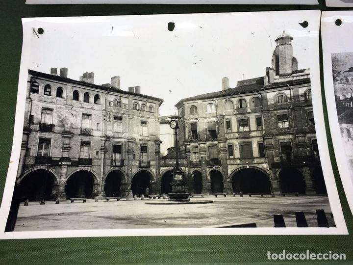 Fotografía antigua: 6 FOTOGRAFIAS DE CIUDADES FRANCESAS. REPRODUCCIONES FOTOGRÁFICAS. FRANCIA. CIRCA 1950 - Foto 5 - 118811063