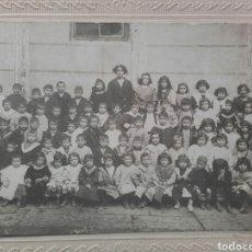 Fotografía antigua: ANTIGUA ESCUELA INFANTIL. Lote 119428098