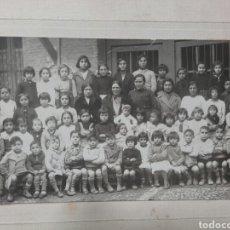 Fotografía antigua: ANTIGUO COLEGIO INFANTIL. Lote 119431267