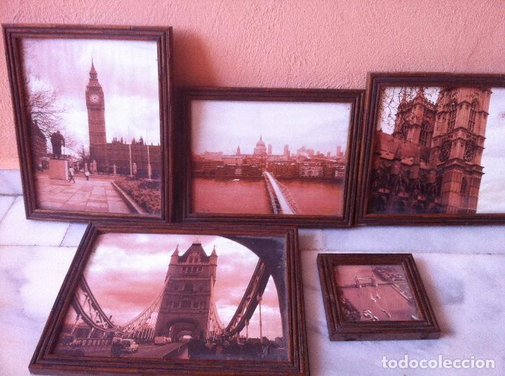 FOTOGRAFÍAS ANTIGUAS DE LONDRES (Fotografía - Artística)