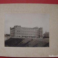 Fotografía antigua: FOTOGRAFÍA ANTIGUA: COLEGIO CALASANCIO (MADRID) 1920'S. ORIGINAL. Lote 119989727