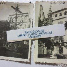 Fotografía antigua: ENTRADA DE LA LEGION EN SEVILLA LOTE DOS FOTOS ORIGINALES DE LA GUERRA CIVIL I - 1939 ENERO. Lote 120316371