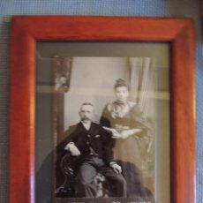 Fotografía antigua: FOTOGRAFIA DE J.K.MUNRO ARTISTA Y FOTOGRAFO 1889. Lote 120459019
