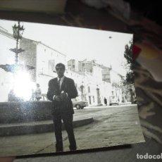 Fotografía antigua: FOTO UTIEL VALENCIA. Lote 120946071