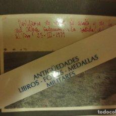 Fotografía antigua: EL VISO DESPLIEGE CARROS DE ASALTO BATALLA EN PLENA GUERRA CIVIL ESPAÑOLA 27-III-1939. Lote 121194639