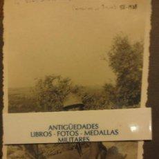 Fotografía antigua: OPERACION BRUNETE LOMA BELLOTAS VILLAFRANCA DEL CASTILLO 1937 GUERRA CIVIL III-1939 LEGION. Lote 121195115