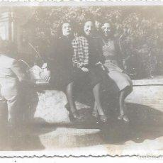 Fotografía antigua: == RR306 - FOTOGRAFIA - TRES AMIGAS. Lote 121407315