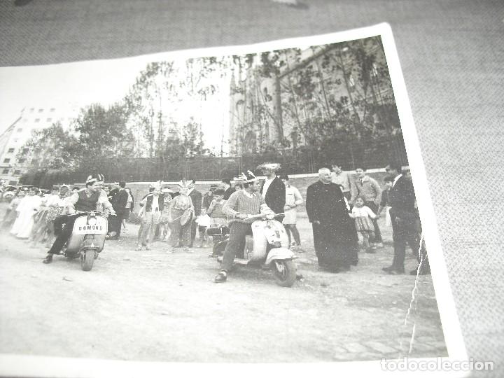 Foto Vespa Lambreta Desfile Para Recaudar Fondo Kaufen
