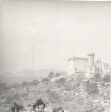Fotografía antigua: == T875 - FOTOGRAFIA - TRES AMIGOS EN CASTELLDEFELS - 1971. Lote 122168235