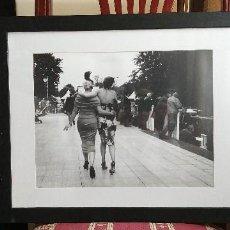 Fotografía antigua: FOTOGRAFIA ARTISTICA JIM LUSTENADER 1 DE 3 MIREN FOTOS. Lote 122582275