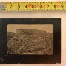 Fotografía antigua: CHULILLA (VALENCIA) FOTOGRAFÍA ANTIGUA (H.1940?). Lote 122583658