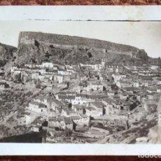 Fotografía antigua: CHULILLA - VALENCIA - LOTE 4 FOTOS. Lote 122657463