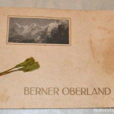 Fotografía antigua: BERNER OBERLAND. Lote 123005039