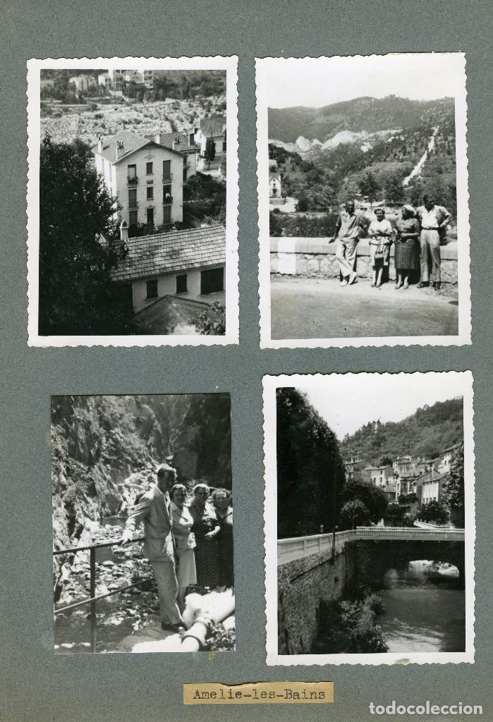 Fotografía antigua: Amelie les Bains, Francia, 13 fotos 1940s - Foto 3 - 123063327