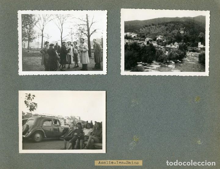 Fotografía antigua: Amelie les Bains, Francia, 13 fotos 1940s - Foto 5 - 123063327