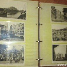 Fotografía antigua: LOTE FOTOS ORIGINALES ANTIGUAS ALICANTE TAMAÑO POSTAL CALLES . Lote 123083987