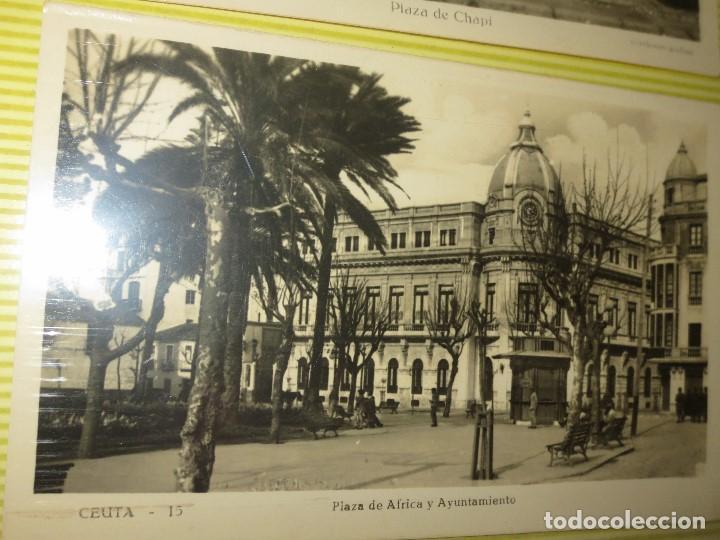 Fotografía antigua: LOTE FOTOS ORIGINALES ANTIGUAS ALICANTE TAMAÑO POSTAL CALLES - Foto 9 - 123083987