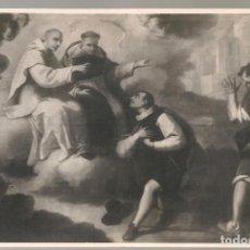 Fotografía antigua: FOTOGRAFÍA ORIGINAL CUADRO SAN VICENTE FERRER, FOTO SANCHIS ,VALENCIA ... ... Lote 123095611