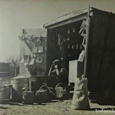 Fotografía antigua - Fotografía original de Robert Capa en Israel - 123753179