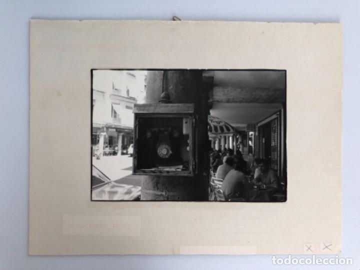 FOTOGRAFÍA . 3 PREMIO B/N . BLANCO Y NEGRO . AÑOS 80 (Fotografía - Artística)