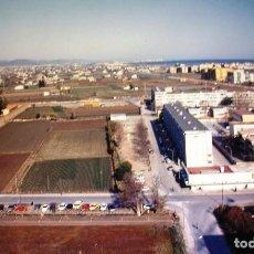 Fotografía antigua: VALENCIA. ESPECTACULAR FOTOGRAFIA DE 45 X 31 CMS.. Lote 124299255