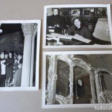 Fotografía antigua: FOTOS CARLISTAS PRINCESA IRENE 1963 TUDELA NAVARRA. Lote 126029171