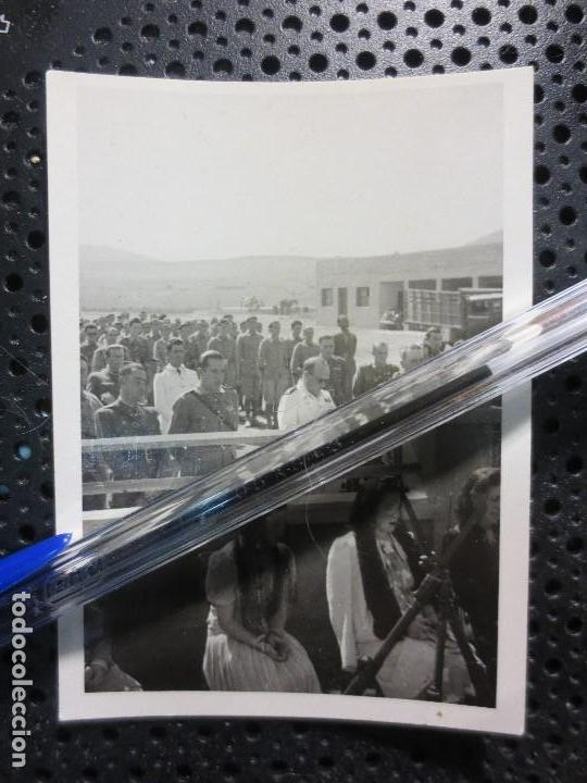 MISA POR LOS CAIDOS EN GUERRA CIVIL LEGION CUARTEL MELILLA CIRCA 1939 (Fotografía - Artística)