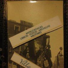 Fotografía antigua: HOGUERAS DE ALICANTE POSTAL FALLA PLANTA DE 1928 ORIGINAL CUÑO REVERSO LUCENTUM. Lote 127532631