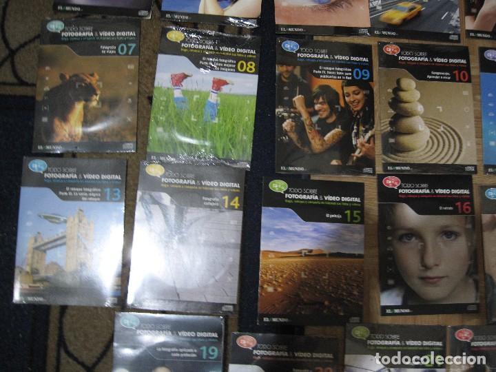 Fotografía antigua: 22 dvd todo sobre la fotografia -del 1 al 22 inclusives-nuevos a estrenar- - Foto 4 - 127979075