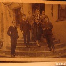 Fotografía antigua: CASA MODERNISTA PERSONALIDADES FOTOGRAFO Y PINTOR ANTIGUA PRECIOSA CASA MIRANDA DEL EBRO. Lote 129396863