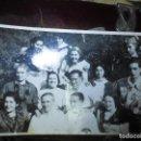 Fotografía antigua: POSTAL FOTO FIESTAS SAN JUAN DEL MONTE SANJUANEROS DE MIRANDA DEL EBRO. Lote 129498587