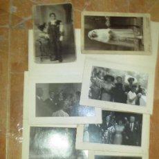 Fotografía antigua: INTERESANTE LOTE FOTOS SANTANDER Y BILBAO PRINCIPIOS SIGLO. Lote 129518931