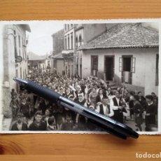 Fotografía antigua: CANDÁS. ASTURIAS. Lote 130534598